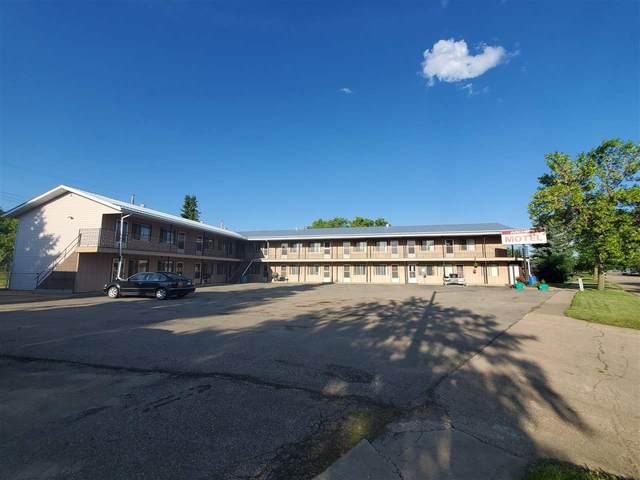 5008 49 Avenue, Lamont, AB T0B 2R0 (#E4203968) :: The Foundry Real Estate Company