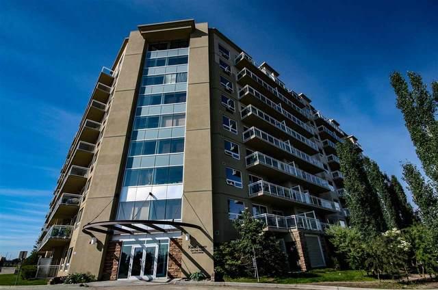 313 33 Fifth Avenue, Spruce Grove, AB T7X 2C5 (#E4205354) :: RE/MAX River City