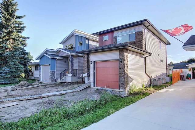3514 71 Street NW, Edmonton, AB T6K 0M7 (#E4206629) :: RE/MAX River City