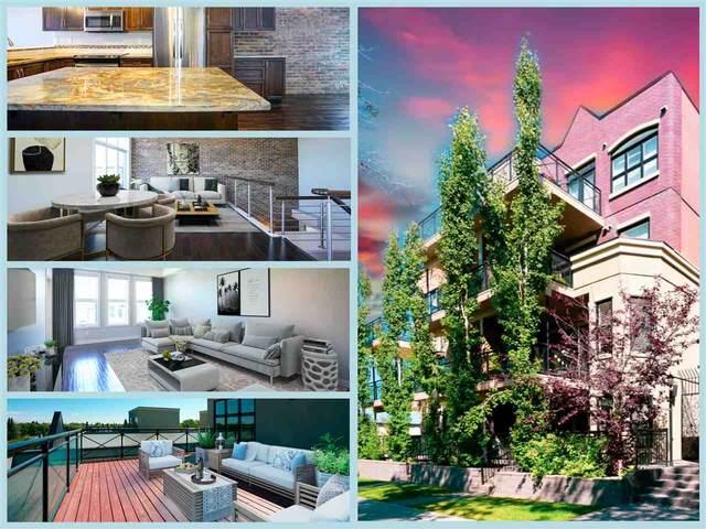 404 10808 71 Avenue, Edmonton, AB T6E 0X7 (#E4208202) :: RE/MAX River City