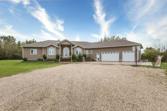 37 Ivan Road, Rural Sturgeon County, AB T0A 2W0 (#E4212186) :: The Foundry Real Estate Company