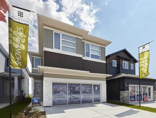 1007 Berg Place, Leduc, AB T9E 1J7 (#E4212415) :: Initia Real Estate