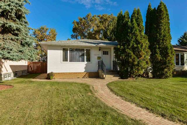 14312 87 Avenue, Edmonton, AB T5R 4E2 (#E4215753) :: Initia Real Estate