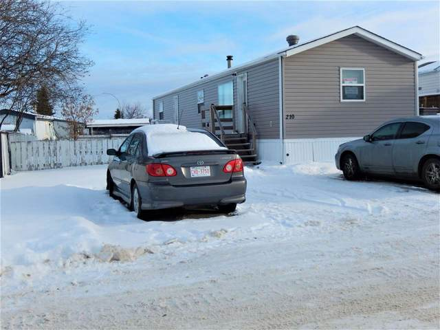210 53222 RR 272, Rural Parkland County, AB T7X 3N8 (#E4218177) :: The Foundry Real Estate Company