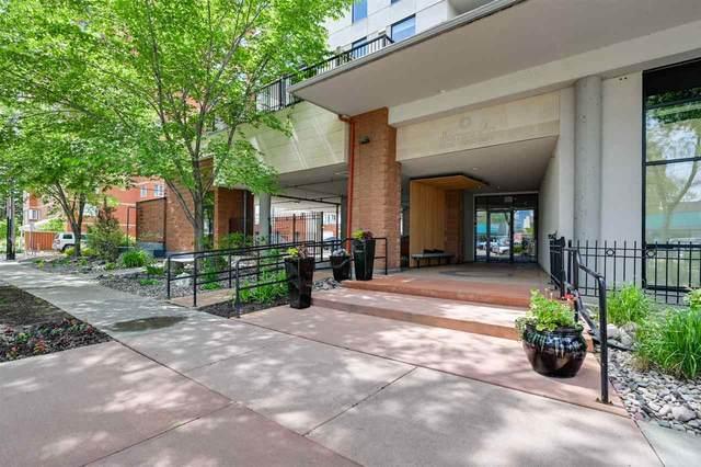 701 10028 119 Street, Edmonton, AB T5K 1Y8 (#E4219191) :: The Foundry Real Estate Company