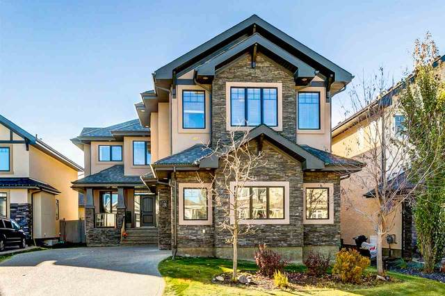20 10550 Ellerslie Road, Edmonton, AB T6W 0Y2 (#E4219870) :: The Foundry Real Estate Company