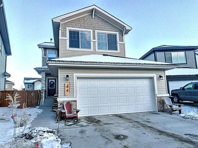 44 Springhaven Close, Spruce Grove, AB T7X 0V1 (#E4222035) :: The Foundry Real Estate Company