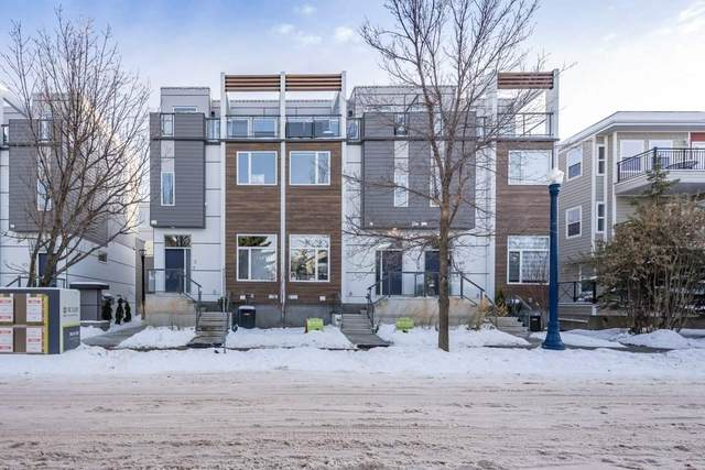 11 9745 92 Street, Edmonton, AB T6C 3S3 (#E4222275) :: The Foundry Real Estate Company