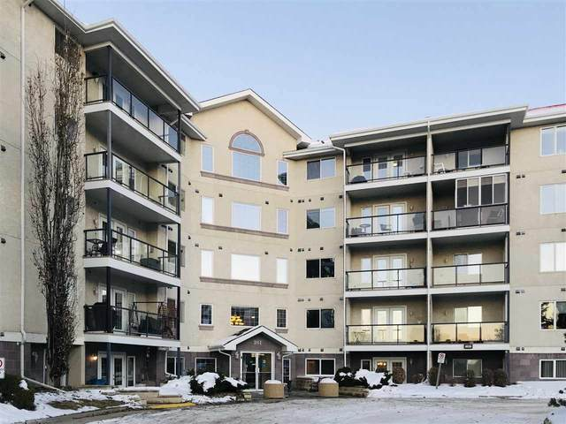 102 261 Youville Drive East, Edmonton, AB T6L 7H3 (#E4222571) :: The Foundry Real Estate Company