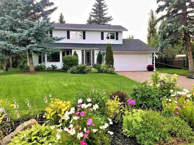 92 Fairway Drive, Edmonton, AB T6J 2C5 (#E4224755) :: Initia Real Estate