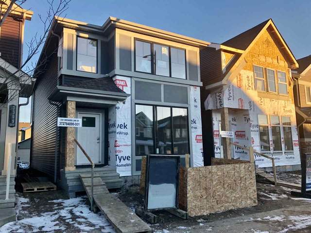 3361 Orchards Link, Edmonton, AB T6X 2B4 (#E4225108) :: The Foundry Real Estate Company