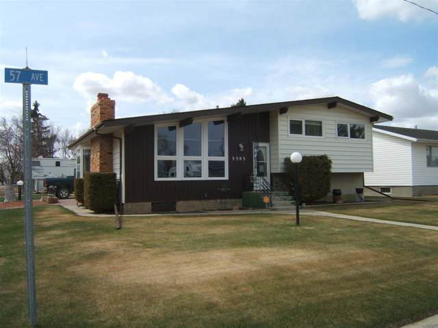 5303 57 Avenue, Viking, AB T0B 4N0 (#E4227295) :: Initia Real Estate