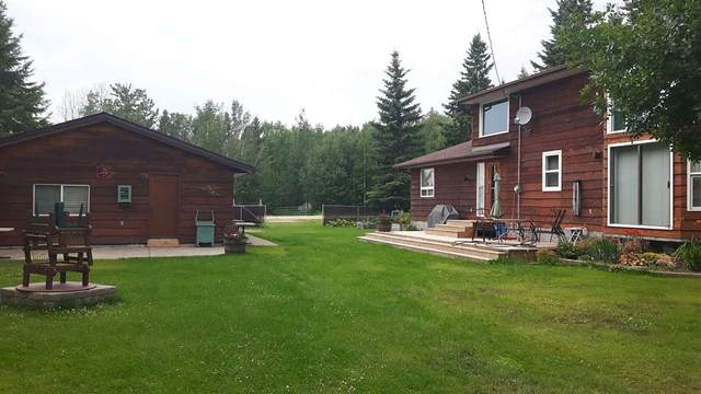 6018 50 Street, Rural Wetaskiwin County, AB T0C 2C0 (#E4227825) :: RE/MAX River City