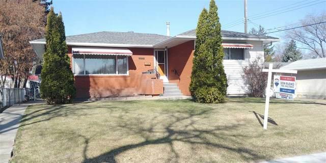 12836 106 Street, Edmonton, AB T5E 4T4 (#E4228240) :: Initia Real Estate