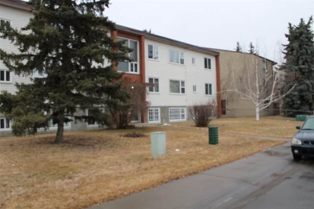 4 11614 112 Avenue, Edmonton, AB T5G 0H7 (#E4228646) :: Initia Real Estate