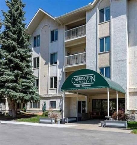 111 18004 95 Avenue, Edmonton, AB T5T 5W3 (#E4228865) :: RE/MAX River City