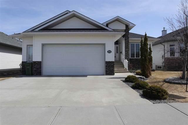 31 Walters Place, Leduc, AB T9E 0G2 (#E4230938) :: Initia Real Estate