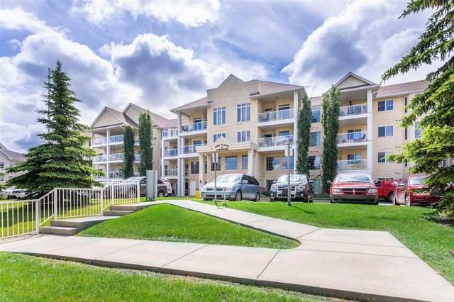 125 2741 55 Street, Edmonton, AB T6L 7G7 (#E4231596) :: Initia Real Estate