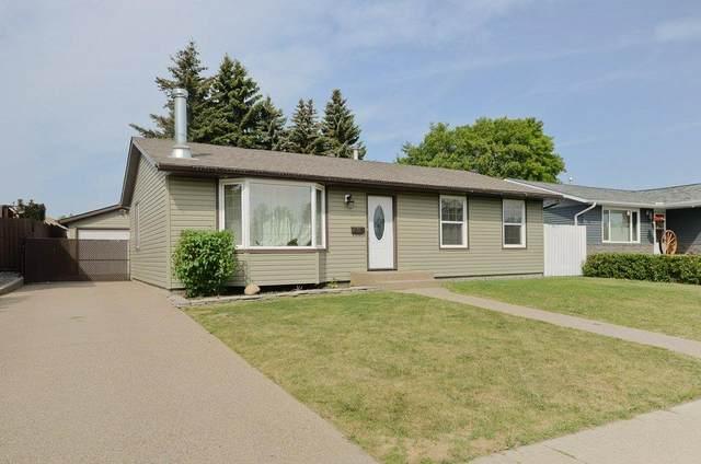101 Harrow Circle NW, Edmonton, AB T5A 2S4 (#E4231677) :: Initia Real Estate