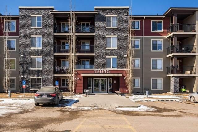 406 12045 22 Avenue, Edmonton, AB T6W 2Y2 (#E4232589) :: Müve Team | RE/MAX Elite