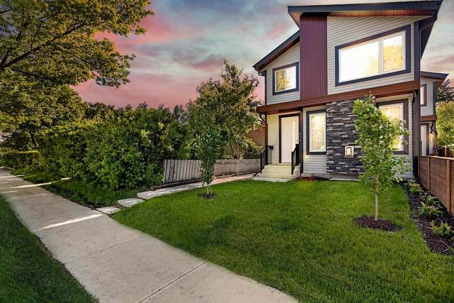 6418 106 Street, Edmonton, AB T6H 2V4 (#E4234405) :: Initia Real Estate
