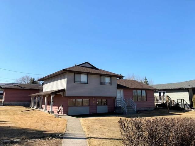 5031 48 Ave, Evansburg, AB T0E 0T0 (#E4234720) :: Initia Real Estate