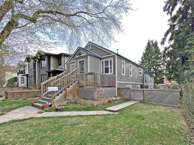 10203 90 Street, Edmonton, AB T5H 1R9 (#E4235236) :: RE/MAX River City