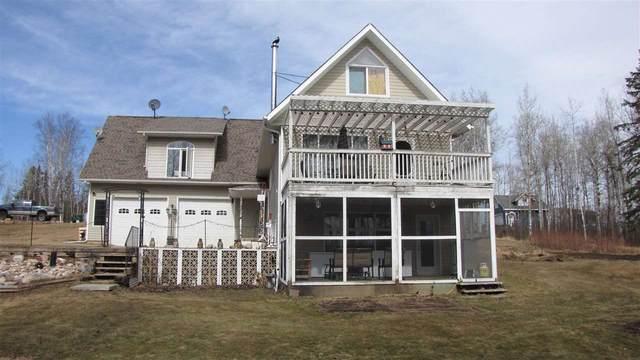 21 54126 RR 52, Rural Lac Ste. Anne County, AB T0E 0L0 (#E4235406) :: Initia Real Estate