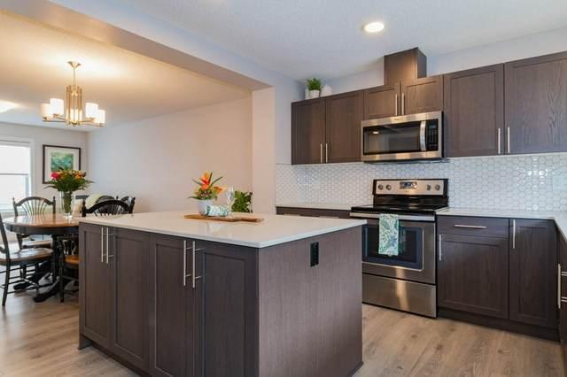 35 12815 Cumberland Road, Edmonton, AB T6V 0M2 (#E4235588) :: Initia Real Estate