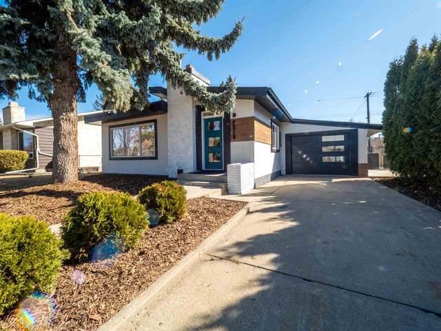8515 142 Street, Edmonton, AB T5R 0M1 (#E4237462) :: Initia Real Estate