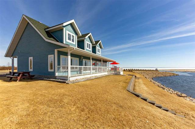 #6 Sunset Harbour, Rural Wetaskiwin County, AB T0C 2V0 (#E4237479) :: Initia Real Estate