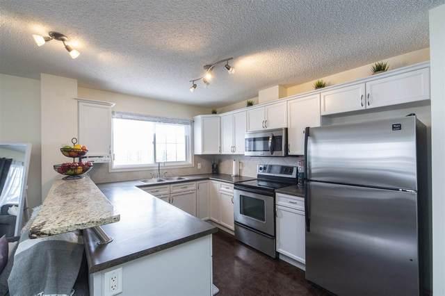 201 15211 139 Street, Edmonton, AB T6A 0A1 (#E4237673) :: Initia Real Estate
