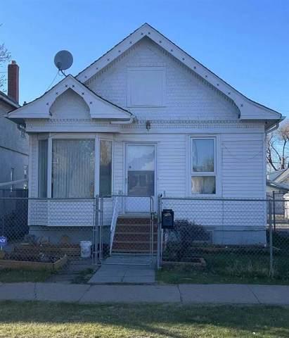 9332 106A Avenue, Edmonton, AB T5H 0S7 (#E4238834) :: Initia Real Estate