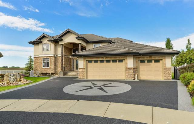 58 Kingsford Crescent, St. Albert, AB T8N 7J2 (#E4239775) :: The Foundry Real Estate Company