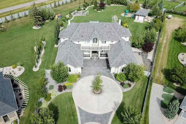 1090 50565 Range Road 245, Rural Leduc County, AB T4X 0P5 (#E4241682) :: Initia Real Estate