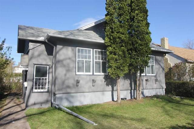 11342 101 Street, Edmonton, AB T5G 2A7 (#E4241822) :: Initia Real Estate