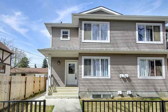 12934 120 Street, Edmonton, AB T5E 5N7 (#E4241888) :: Initia Real Estate