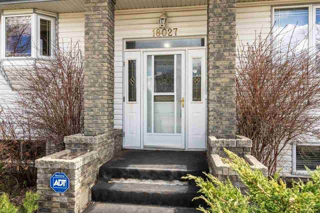 18027 101 Street, Edmonton, AB T5T 0A6 (#E4242278) :: Initia Real Estate