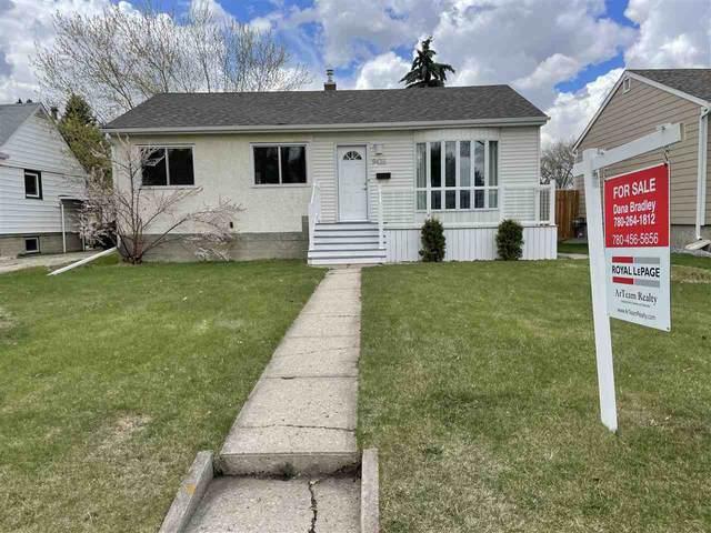 9436 76 Street NW, Edmonton, AB T6C 2K6 (#E4242891) :: Initia Real Estate