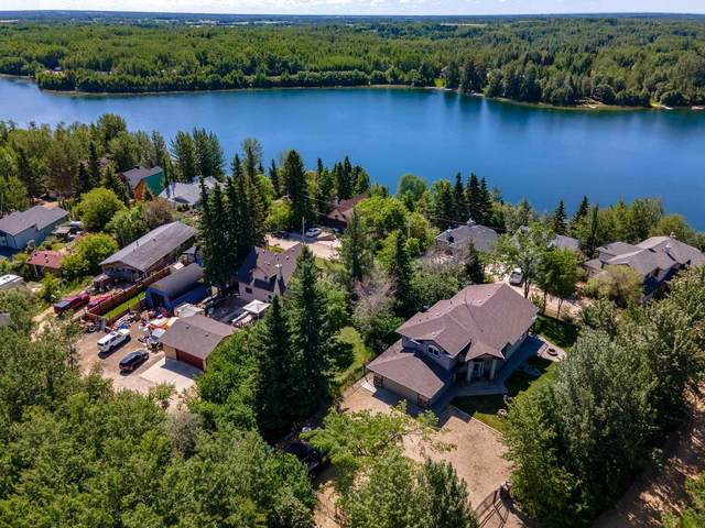 133 53129 RGE RD 14, Rural Parkland County, AB T7Y 2T3 (#E4243060) :: The Foundry Real Estate Company