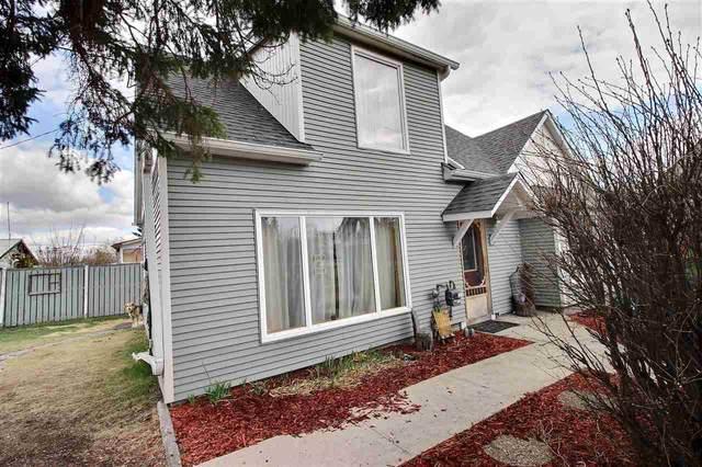 4928 48 Avenue, Onoway, AB T0E 1V0 (#E4243303) :: Initia Real Estate