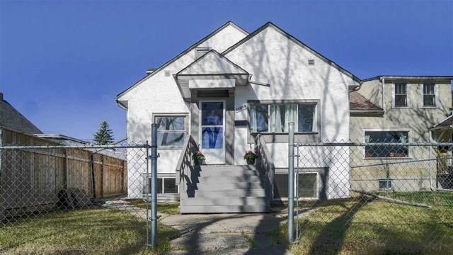 11308 91 Street, Edmonton, AB T5B 4A3 (#E4243511) :: Initia Real Estate
