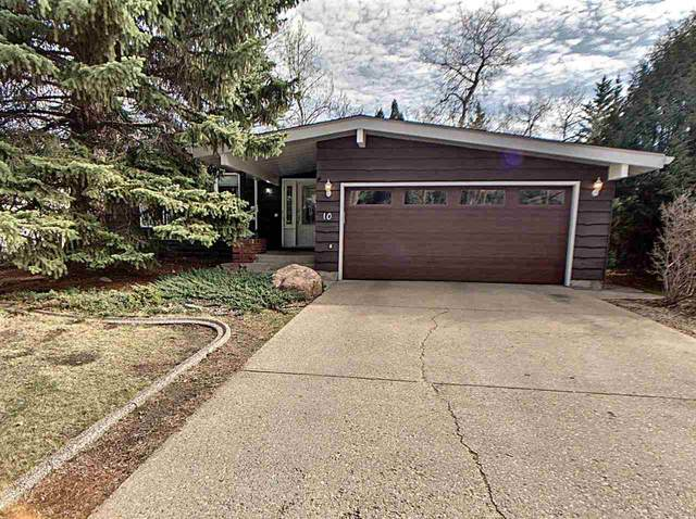 10 Glacier Place, St. Albert, AB T8N 1R7 (#E4243836) :: The Foundry Real Estate Company