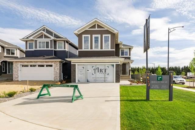 839 Glenridding Ravine Wynd, Edmonton, AB T6W 4P3 (#E4245647) :: Initia Real Estate