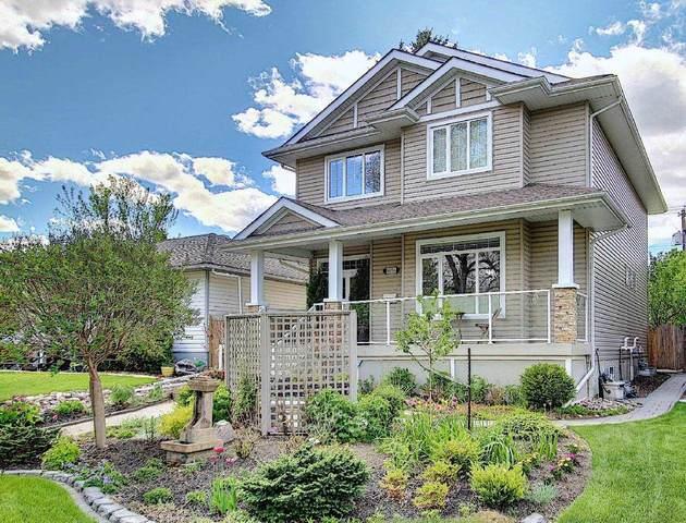 9404 83 Street NW, Edmonton, AB T6C 2Z7 (#E4246389) :: The Good Real Estate Company