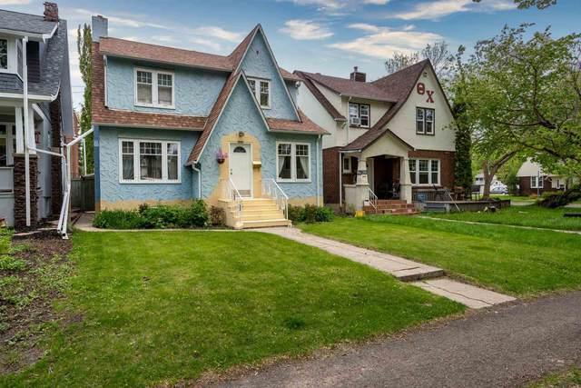 11008 85 Avenue, Edmonton, AB T6G 0W6 (#E4248573) :: Initia Real Estate