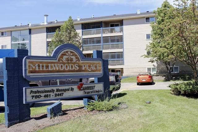 306 2620 Mill Woods Road E, Edmonton, AB T6L 5K6 (#E4249458) :: Müve Team | RE/MAX Elite