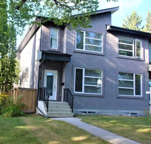 10838 63 Avenue, Edmonton, AB T6H 1P8 (#E4260819) :: Initia Real Estate