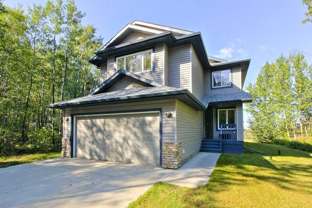 4 Prospect Drive, Rural Parkland County, AB T0K 2K0 (#E4261288) :: Initia Real Estate