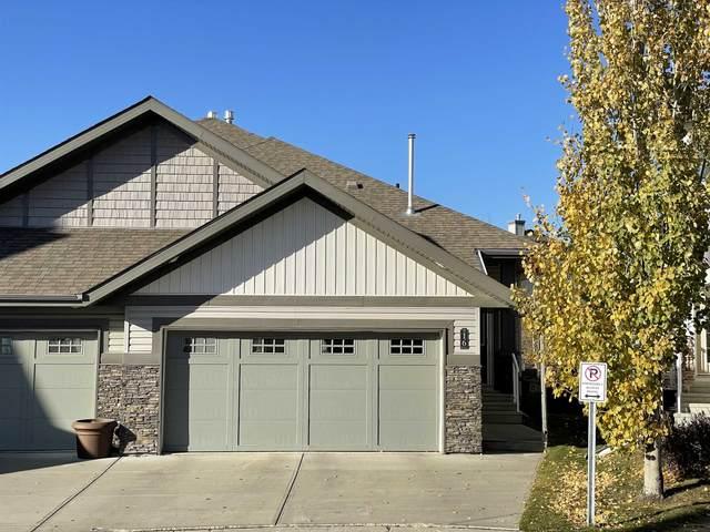 16 1901 126 Street, Edmonton, AB T6W 0R9 (#E4267034) :: Initia Real Estate